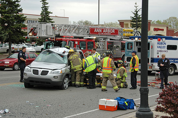MVA Size Up and Vehicle Safety For EMS