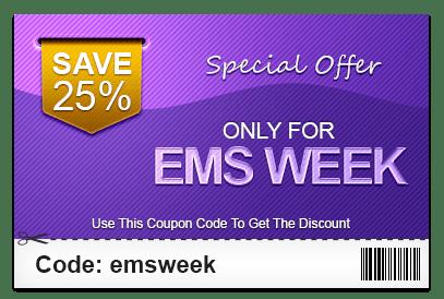 EMS Week Special Offer